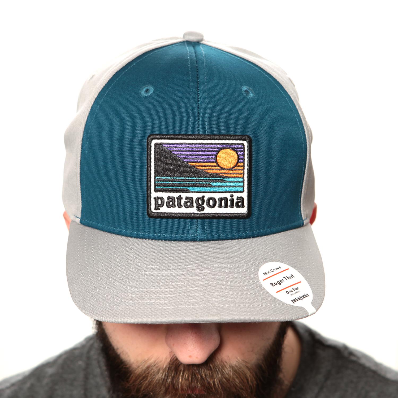Vendita online Up   Out Roger Hat - Blue - Patagonia - Cappelli ... 5c5768ab726