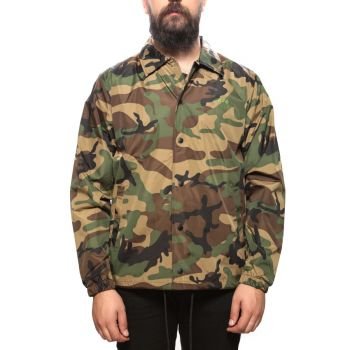 Camo Cruize Coach Jacket