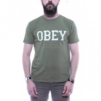 Collegate Obey 2 Antique Tee