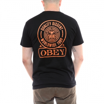 Obey Quality Dissent Premium Tee
