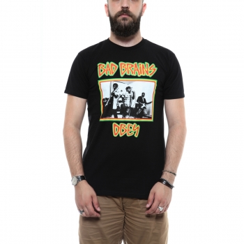 Bad Brains X Obey Tee