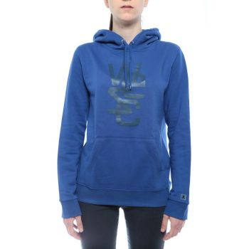 Overlay Ladies Hooded Sweat