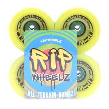 Ruote Rip Wheelz Combo Bearings