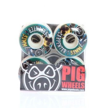 Pig Wheels Pro Carpenter  53M 101A