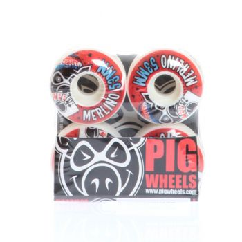 Pig Wheels Pro Merlino  53M 101A