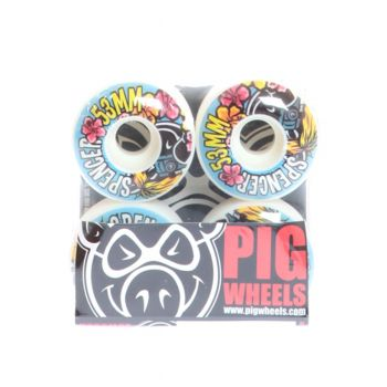 Pig Wheels Pro Spencer  53M 101A