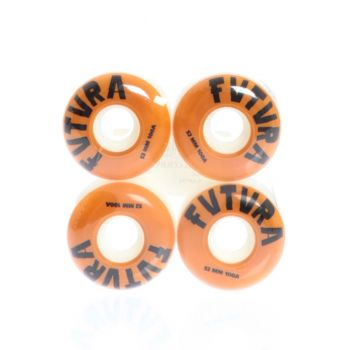 Wheels Colby Rolls Orange 52