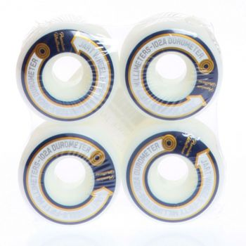 Elegance  Jart Wheels Pack 55Mm 102A