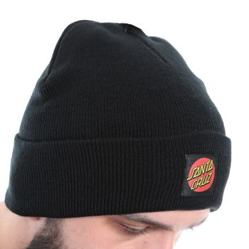 Beanie Classic Label Dot