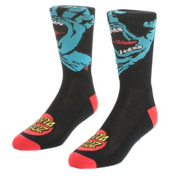 Sc Screaming Hand Socks