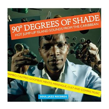 90 Degrees In The Shade Lp Vol. 1
