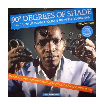 90 Degrees In The Shade Lp Vol. 2