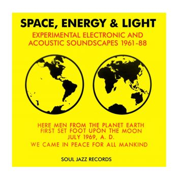 Space Energy & Light  3Lp